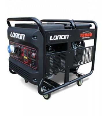 GENERADOR ELECTRICO LONCIN LC-12000 220 V. GASOLINA PROCIM S.P. A.