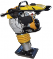 VIBROAPISONADOR GTR80-R20 11 KN MOTOR ROBIN 5.0 HP GASOLINA