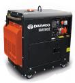GENERADOR ELECTRICO DAEWOO DDAE-8100SE DIESEL 220 V.