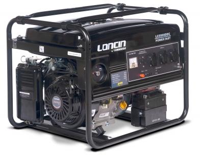 Generador electrico loncin lc 5000 gasolina p electrica - Generadores de gasolina ...