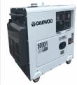 GENERADOR ELECTRICO DAEWOO DDAE-6000XE3 380 V.DIESEL