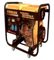 GENERADOR ELECTRICO FIRMAN KRD-3500EA-M 220 V.DIESEL