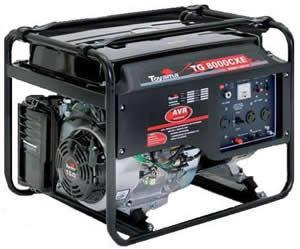 Generador electrico toyama tg 8000 cxe gasolina procim s - Generadores electricos de gasolina ...
