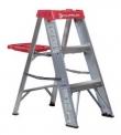 Escalera de Tijera de Aluminio 0.91M / 3 P