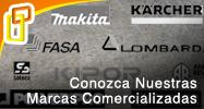 MARCAS COMERCIALIZADAS