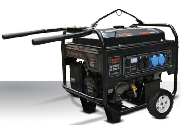 Generador electrico loncin lc 13000 220 v gasolina - Generador electrico gasolina ...