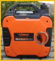 GENERADOR ELECTRICO FLOWMAK LT-2500N 220 V. GASOLINA P/MANUAL