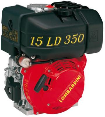 MOTOR LOMBARDINI 15LD-350 7.5 HP DIESEL P. MANUAL PROCIM S.P. A.