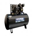 COMPRESOR DE AIRE HYUNDAI 78HYAC300 300 LTS. 5.5 HP 380 V.