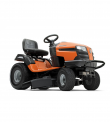 TRACTOR HUSQVARNA  LTH-1738 17 HP.S/RECOLECTOR