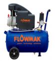 COMPRESOR FLOWMAK FL-24 LITROS 2.5 HP.220 VOLTS