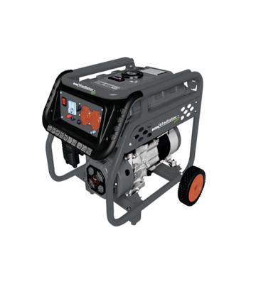 GENERADOR ELECTRICO SDS GE-83300/50 2.8 KW.GASOLINA 220 VOLTS