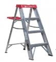 Escalera Tijera de Aluminio 1.22M / 4P