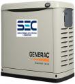 GENERADOR GENERAC HSB-10 KVA A GAS 220 VOLTS