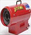 GENERADOR AIRE CALIENTE JET-FIRE J-10 GAS