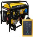 GENERADOR ELECTRICO KRAFTER KRG-2200M 220V.GASOLINA