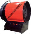 GENERADOR AIRE CALIENTE BLOWER GAC-60  ELECTRICO 380 V.