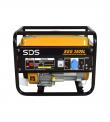GENERADOR ELECTRICO SDS SGG-3500L 2.5 KW.GASOLINA 220 V. PART.MANUAL