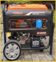 GENERADOR ELECTRICO FLOWMAK 5GF-LED 5.5 KW. 220 VOLTS DIESEL