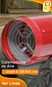 CALENTADORES DE AIRE
