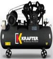 COMPRESOR DE AIRE KRAFTER 300 LTS 10.0 HP 380V