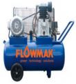 COMPRESOR FLOWMAK AZ-150 LITROS 3.0 HP.220 VOLTS