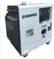GENERADOR ELECTRICO DAEWOO DDAE-8000SE 220 V.DIESEL