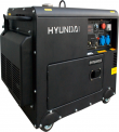 GENERADOR HYUNDAI 78DHY6000SE 5.3 KW. 220 V. DIESEL P.ELECTRICA