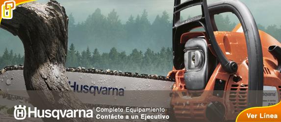 HUSQVARNA EN CHILE