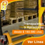 TRANSPALETAS Y APILADORES